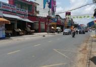 Cho thuê nhà mặt tiền Lê Văn Việt, Q.9, DT: 10x17m, trệt. Giá: 120tr/th