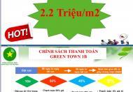 ĐẤT NỀN DỰ ÁN 2.2TR/M2~220TR/NỀN 100M2