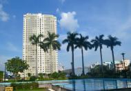 Bán căn hộ Giai Việt Q8, DT 78m, 2PN, 2WC, nhà trống, view hồ bơi, lầu cao thoáng mát, giá 2.4 tỷ