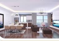 Bán căn hộ trung tâm Hoàng Mai 62m2 2PN – Từ 1,62 tỉ Ban công Đông Nam, cửa Tây Bắc