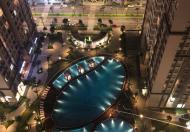 Cho thuê căn hộ tòa A3 Vinhomes Gardenia. DT 52m, view bể bơi giá thuê 11 tr/th. LH 0866416107