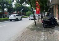 Bán nhà mặt phố Lạc Long Quân, 2 mặt phố, kinh doanh, cho thuê, chỉ 23 tỷ, 0945204322.