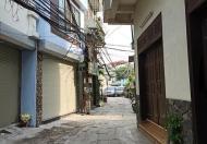 Nhà đẹp 4 tầng, ngõ thoáng, ở luôn, gần phố Tân Mai,Q. Hoàng Mai 2,45 Tỷ