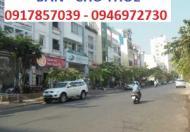 Nhà phố mặt tiền Phạm Thái Bường, PMH, Q7. DT: 108m2, giá cho thuê: 52tr/tháng,