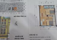 Chính chủ bán căn hộ 61m2 , 2 pn KĐT Thanh Hà - Mường Thanh