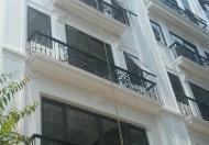 Cho thuê nhà LK ngõ 44 Nguyễn cơ thạch, 5 tầng 55m 21tr ô tô đỗ cửa ngày đêm