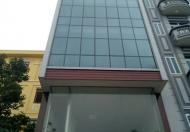 Cho thuê nhà Trung Kính to 7 tầng nổi + 1 hầm 52tr nhà mới hoàn toàn
