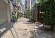 Bán nhà hẻm đường Nơ Trang Long P13 Q.Bình Thạnh, 4,2x10m, 3,9 ty