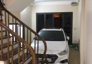 Bán nhà phân lô ô tô Nguyễn Ngọc Nại 52m2, 5 tầng, mặt tiền 4.5m, ngõ thông 5.5 tỷ.