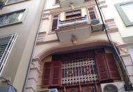 Cho thuê nhà Khuất Duy Tiến 5 tầng 66m 22tr ngõ ô tô tránh