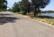 Cần bán lô đất Hội An Golden Beach , đối diện bãi tắm , đường lớn 22m , trục thông .