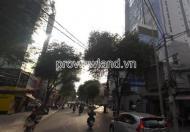 Bán khách sạn Võ Văn Tần Quận 3 DT 10x40m 1 hầm+ 8 tầng 80 phòng