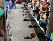Sang nhượng quán thịt chó cạnh bến xe Yên Nghĩa, Hà Đông