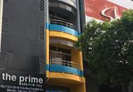 Nhà phố rẻ 1 trệt 1 lửng 4 lầu Mặt tiền Lê Lai Q1 trung tâm TP. Sài Gòn, 36 tỷ