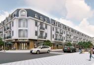Nhà phố - Shophouse, xây dựng 1 hầm 9 tầng, MT Lương Định Của, DT 210m2