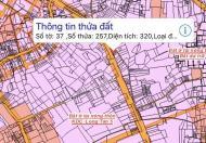 320 Mặt tiền Nguyễn Hữu Cảnh ( Vị trí chiến lược) - xã Long Tân, huyện Nhơn Trạch, Giá đầu tư