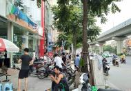 Cho thuê mb mặt phố Nguyễn Trãi,45m2, mặt tiền 3.7m, vỉa hè 5m, 18tr/tháng
