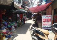 Bán Gấp nhà phố Phương Mai, ngay sát BV Bạch Mai, ô tô tránh, kinh doanh sầm uất ngày đêm - nhỉnh 7 tỷ.