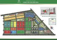 Chỉ 345 triệu sở hữu nền đất biệt thự đã có sổ đỏ ngay trung tâm Tp Bà Rịa
