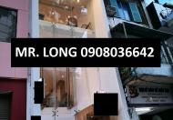 Mặt tiền Lý Thái Tổ, Quận 10, MT 5m, 106m2, 16.9 tỷ, LH: 0908036642.