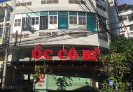 Cần bán nhà 4 tầng MT đường Hàng Cá, p. Xương Huân, tp. Nha Trang.