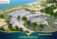 Tổng quan dự án đất nền nhơn hội new city - giữ chỗ thiện chí 50tr/nền