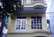 Bán hoặc cho thuê nhà 4 tầng hẻm xe hơi Bạch Đằng, p. Tân Lập, tp. Nha Trang.