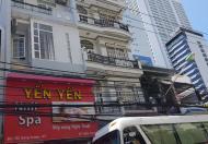Cho thuê nhà 5 tầng MT đường Hùng Vương khu phố tây Nha Trang.