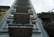 Bán nhà Ngũ Xã Ba Đình 120m MT 26m mặt phố lô góc an sinh đỉnh cao