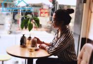 Cần tiền bán gấp nhà Lê Duẩn, tặng thêm thương hiệu café đang  KD đông khách,42m2 x 3 tầng, 5,5 tỷ