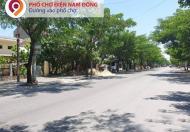 Bán đất 2 mặt tiền đối diện chợ Lai Nghi , cách ngã tư Thương Tính 500m.