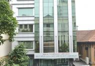 Cho thuê văn phòng cao cấp 185m2 chỉ 15$ mặt phố Trần Quốc Toản quận Hoàn Kiếm