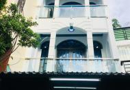 Nhà siêu đẹp 4 tầng HXH quay đầu Khu VIP Nguyễn Văn Đậu, Phường 7
