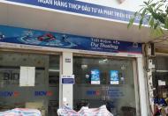 Bán nhà mặt phố Trần Khát Chân lô góc, đang cho ngân hàng thuê, vỉa hè rộng, giá chỉ hơn 18 tỷ chút