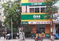 Cho thuê nhà 55m2x4 tầng, mặt tiền 4m mặt phố Thái Thịnh