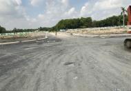 Cần bán lô đất mặt tiền đường Nguyễn Hữu Trí 5x18m giá 670tr, sổ hồng riêng