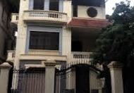 Bán - Bán gấp ngôi biệt thự VIP KĐT mới Định Công, Hoàng Mai, 150m2*4T, 19.8 tỷ. LH: 0915803833