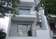 Cho thuê nhà LK phố Nguyễn Thị Thập 5 tầng 86m, MT 7m 41tr