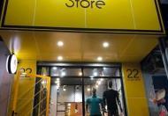 Cần sang nhượng cửa hàng số 22 Lê Quý Đôn, phường Ba Đình, tp.Thanh Hóa