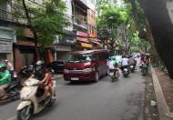 Bán đất mặt phố Trần Bình, Mai Dịch, Cầu Giấy kinh doanh sầm uất