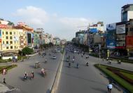 Bán đất mặt phố Minh Khai, diện tích 160m2, mặt tiền 10m, giá 21,5 tỷ