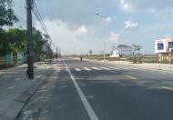 Bán đất phân lô mặt tiền đường Thanh niên- TP Đông Hà
