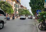 Nhà mặt phố Sài Đồng 90m2, vỉa hè, mặt tiền 7m, giá 10 tỷ.