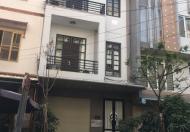 Cho thuê nhà Hoàng Quốc Viêt 4 tầng 75m 16 tr, nhà còn mới