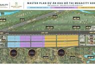 Bán 140 lô đất nền dự án mega city kontum chỉ từ 399 triệu/170m2