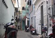 Bán nhà hẻm Nguyễn Thượng Hiền, Quận 3.gồm 1 trệt 1 lầu 2 phòng ngủ.