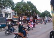 Cho thuê nhà căn góc 2MT Quang Trung, Q.GV, DT: 6x25m, trệt, lầu. Giá: 120tr/th