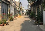 Bán nhà ngay Hàng Xanh, P21, Bình Thạnh, hxh, 55m2, giá 6.3 tỷ.