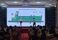 Chỉ 9 triệu/m2 sở hữu 120m2 ngay đất nền dự án hót nhất Bắc Giang.