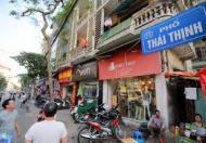 Cho thuê nhà mặt phố tại Phố Thái Thịnh, Đống Đa, Hà Nội diện tích 90m2 giá 80tr/tháng